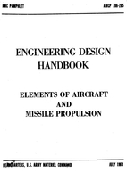 Elements of Aircraft and Missile Propulsion…