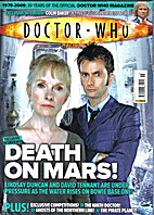 Doctor Who Magazine issue 415 by Tom…