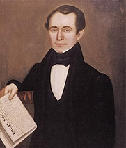Author photo. By Erastus Salisbury Field - <a href=&quot;http://www.bookyards.com/biography.html?author_id=3299&amp;author_name=Leggett%2C%20William&quot; rel=&quot;nofollow&quot; target=&quot;_top&quot;>http://www.bookyards.com/biography.html?author_id=3299&amp;author_name=Leggett%2...</a>, Public Domain, <a href=&quot;https://commons.wikimedia.org/w/index.php?curid=6347896&quot; rel=&quot;nofollow&quot; target=&quot;_top&quot;>https://commons.wikimedia.org/w/index.php?curid=6347896</a>