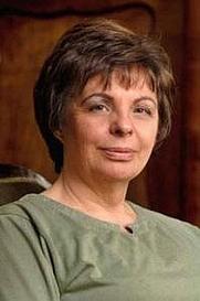 Author photo. Zsuzsa Rakovszky