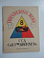Thundering Herd, CCA, Co. B, 7th Arm'd Inf.…
