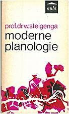 Moderne planologie by W. Steigenga