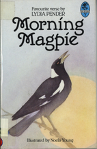 Morning Magpie by Lydia Pender