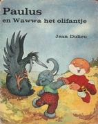 Paulus en Wawwa by Jean Dulieu