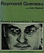 Raymond Queneau by Jean Queval