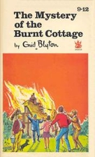 The Mystery of the Burnt Cottage by Enid…