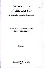 Of Mice and Men by Carlisle Floyd