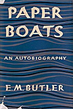 Paper boats by E. M. Butler