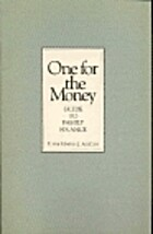 One for the Money by Marvin J. Ashton
