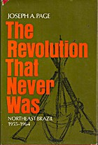 The revolution that never was; Northeast…