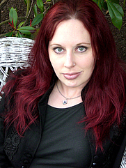 Author photo. Cherie Priest. Photo by Aric Annear.