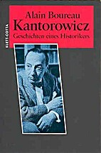 Kantorowicz: Geschichten eines Historikers…