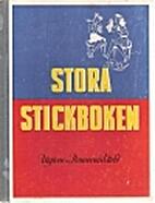 Stora stickboken by Marika Jondal