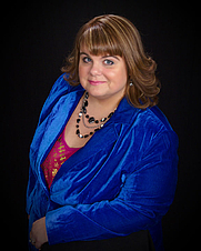Author photo. Ann Aguirre