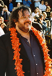Author photo. Stefan Servos (2003). Photo is of director Peter Jackson, not software writer Peter Jackson.