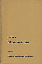 Diffuse matter in space by Lyman Spitzer