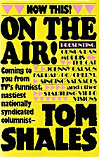 On the Air by Tom Shales