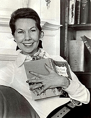 Author photo. Martha Rofheart with book. Photo by Bruce Knight.