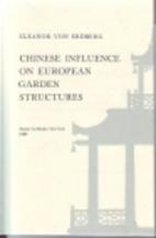 Chinese Influence on European Garden…