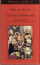 Teatro popolare. Notte all'italiana. Storie…