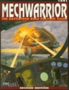 Mechwarrior: The Battletech Role-Playing…