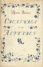 Creatures in an Alphabet by Djuna Barnes