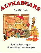 Alphabears: An ABC Book by Kathleen Hague