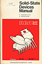 RCA Solid-State Devices Manual - Integrated…