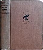 Fifteen Greek plays by Aeschylus