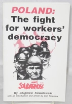 Poland: the Fight for Workers' Democracy by…