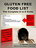 GLUTEN FREE FOOD LIST: The Complete A to Z…
