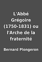 L'Abbé Grégoire…