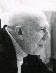 Author photo. Michel-georges bernard