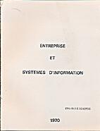 Entreprise et systèmes d'information (G1 -…