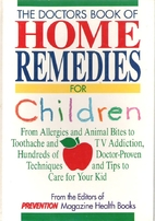 The Doctors Book of Home Remedies for…