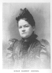 Author photo. Susan Dabney Smedes (b.1840), Buffalo Electrotype and Engraving Co., Buffalo, N.Y.