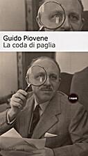 La coda di paglia by Guido Piovene