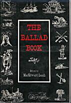 The Ballad Book by MacEdward Leach