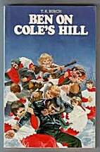 Ben on Cole's Hill by T R Burch