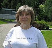 Author photo. Ingrid Daubechies. Photo by Renate Schmid.