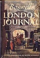 Boswell's London Journal 1762-1763 by James…