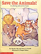 Save the Animals!: A Coloring and Activity…