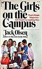 Girls on Campus by Jack Olsen