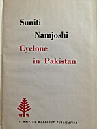 Cyclone in Pakistan by Suniti Namjoshi