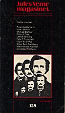 Jules Verne-magasinet 358 by Sam J. Lundwall
