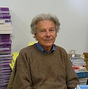 Author photo. Dominique Fernandez (by Ji-Elle, 2009)