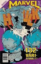 Hulk: Marvel 6/1992 by Peter David