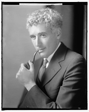 Author photo. Library of Congress Prints and Photographs Division, Harris & Ewing Collection