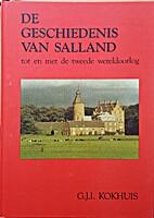 De geschiedenis van Salland tot en met de…