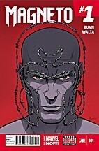 Magneto #1 by Cullen Bunn